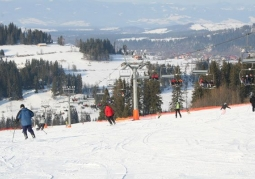 Stacja Narciarska Rusiń-ski - Bukowina Tatrzańska