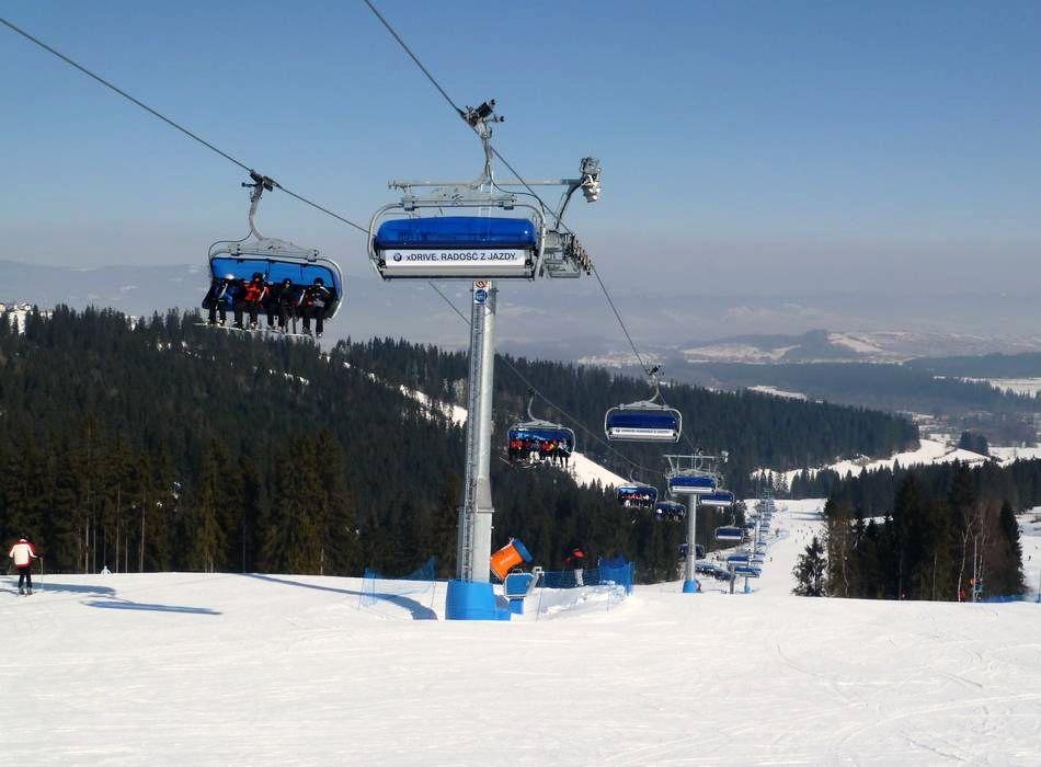 Białka Tatrzańska ośrodek narciarski