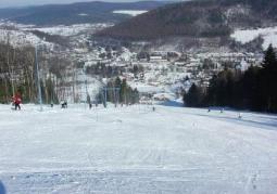 Stacja narciarska Gromadzyń - Ustrzyki Dolne