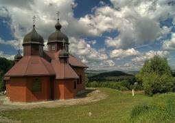 Cerkiew w Sierpniu 2012