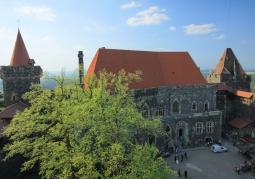 Dziedziniec zamku
