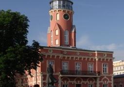 Ratusz - główny obiekt Muzeum