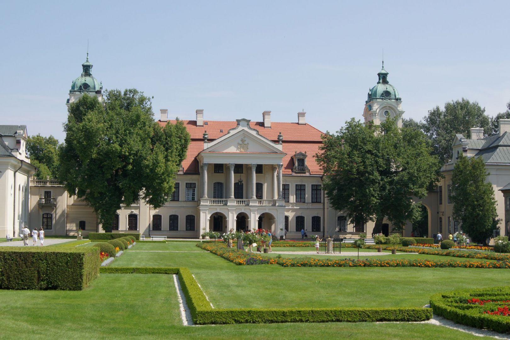 Muzeum i zespół pałacowo-parkowy Zamoyskich w Kozłówce