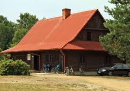 Budynek Muzeum - Muzeum Byłego Hitlerowskiego Obozu Zagłady w Sobiborze
