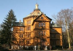 Panorama pałacu Radziwiłłów
