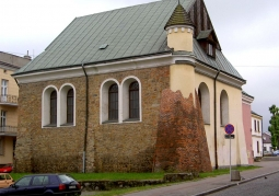 Synagoga Staromiejska  - Rzeszów