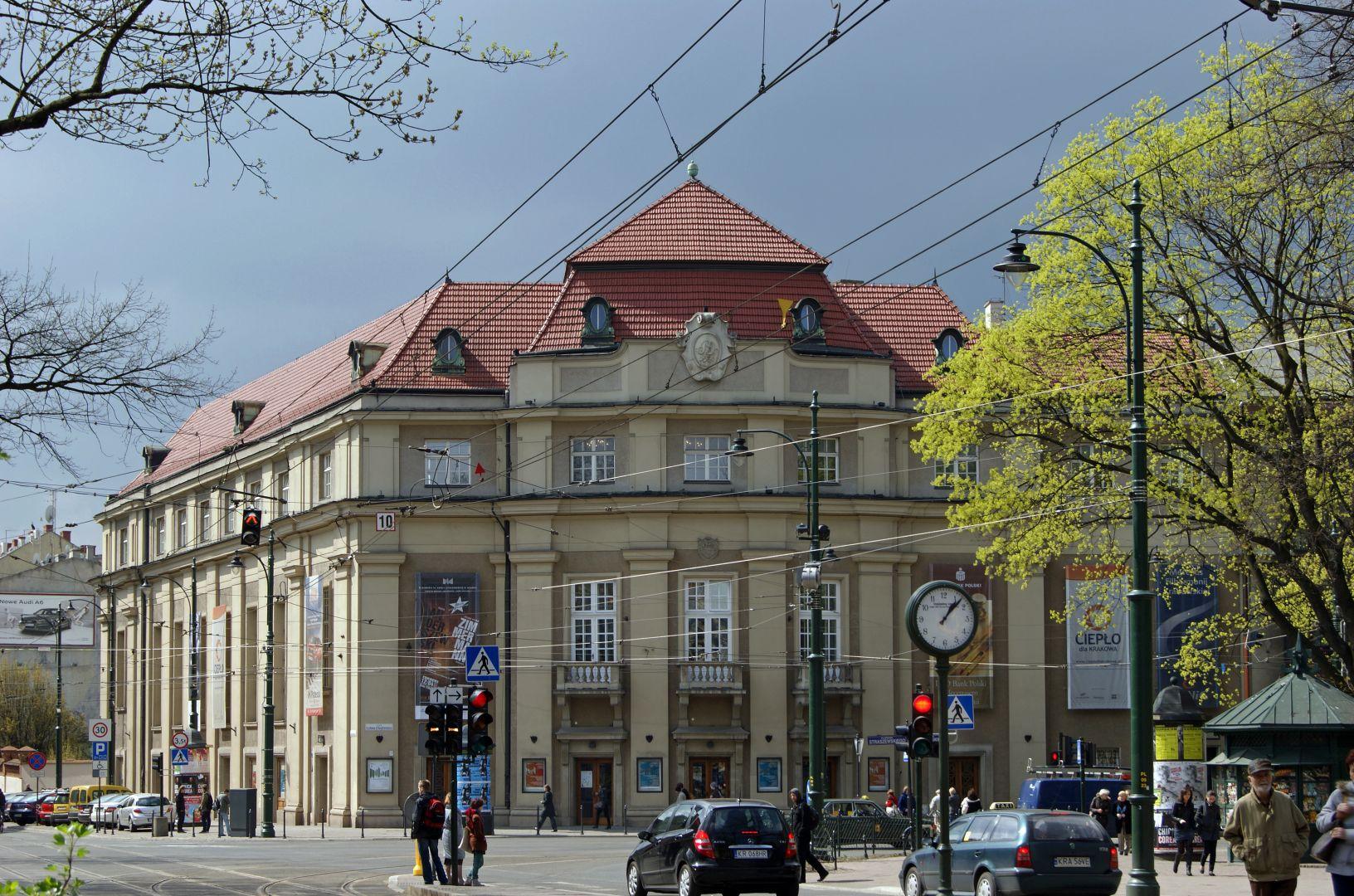 Hala Filharmonii Krakowskiej