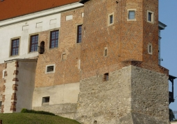 Wieża z XV w