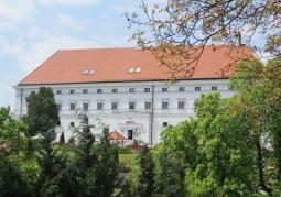 Zdjęcie: Zamek Królewski wiosną od strony Wisły