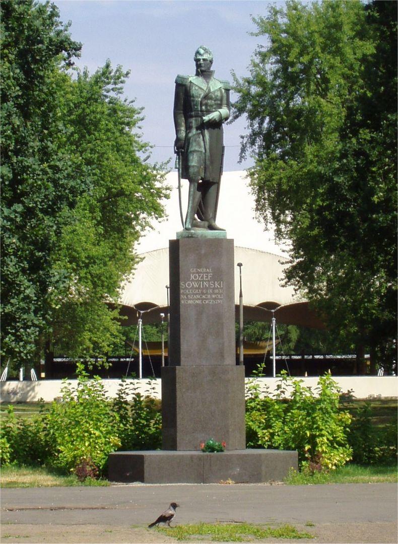 Pomnik generała Józefa Sowińskiego