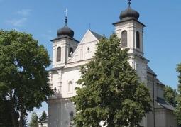 Parafia św. Jana Jałmużnika - Orchówek