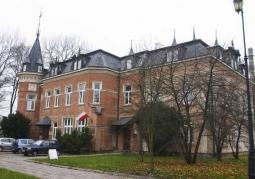 Pałac Hasbacha - Białystok