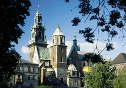 Katedra i jej trzy wieże