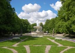 Ogród Saski - Warszawa