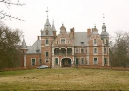 Pałac w Kobylnikach  - Kobylniki