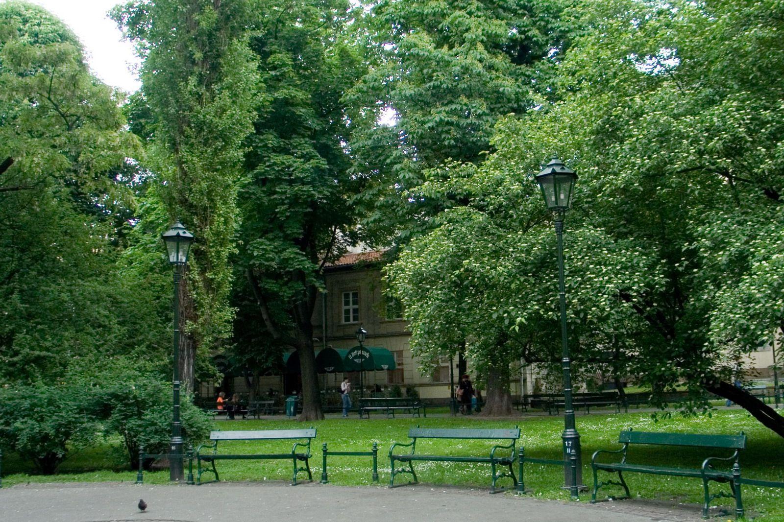 Planty Krakowskie