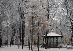 Pawilon na Plantach od ul. Westerplatte