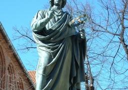 Posąg Mikołaja Kopernika
