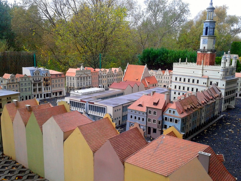 Miniaturka ukazująca rynek w Poznaniu