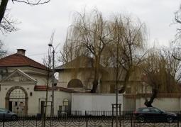 Widok z ulicy Szerokiej