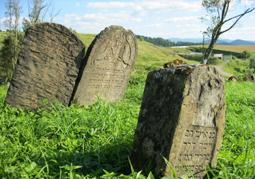 Cmentarz żydowski (Kirkut) - Lutowiska