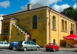 Synagoga ortodoksyjna - Łańcut