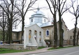Cerkiew Zaśnięcia Matki Boskiej  - Baligród