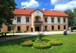 Widok budynku muzeum