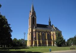 Kościół w Lutowiskach