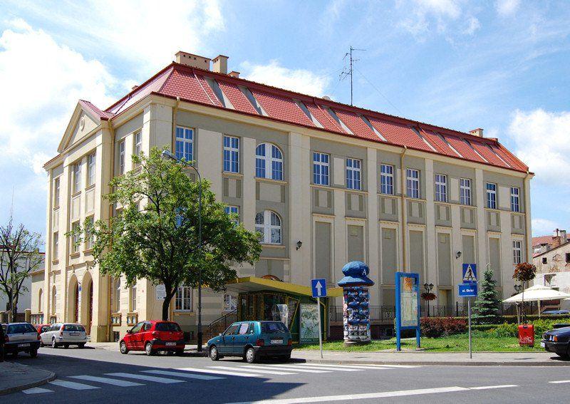 Budynek WDK