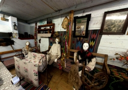 Izba mieszkalna chałupy Poleskiej