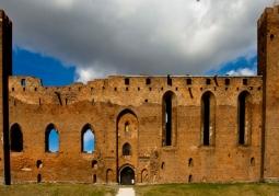 Ruiny Zamku Krzyżackiego - Radzyń Chełmiński