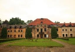 Zespół pałacowo-parkowy rodu Lehndorff - Sztynort