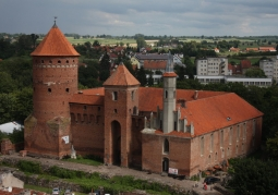 Zamek Biskupów Warmińskich  - Reszel