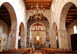 Nawa główna i prezbiterium