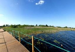 Jezioro Wereszczyńskie - Poleski Park Krajobrazowy