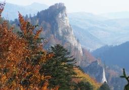 Sokolica - Pieniński Park Narodowy