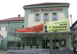 Budynek Teatru Banialuka