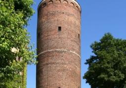 Wieża zamkowa w Opolu