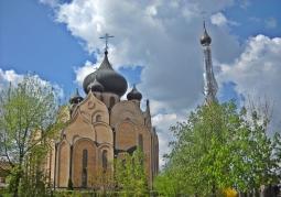 Cerkiew pw. Świętego Ducha