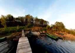 Jezioro Wytyckie - Poleski Park Krajobrazowy