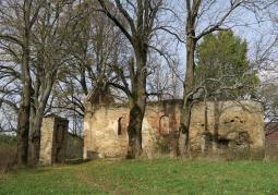 Zdjęcie: Ruiny cerkwi