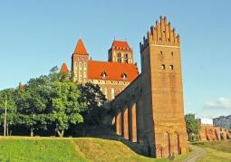 Zamek Kapituły Pomezańskiej - Kwidzyn