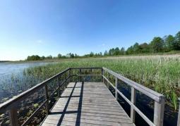Jezioro Łukie - Poleski Park Narodowy