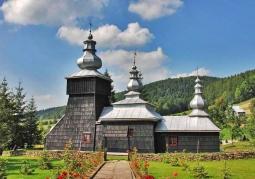 Cerkiew greckokatolicka pw. św. Dymitra  - Czarna