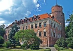 Zamek Arcybiskupów Gnieźnieńskich  - Uniejów