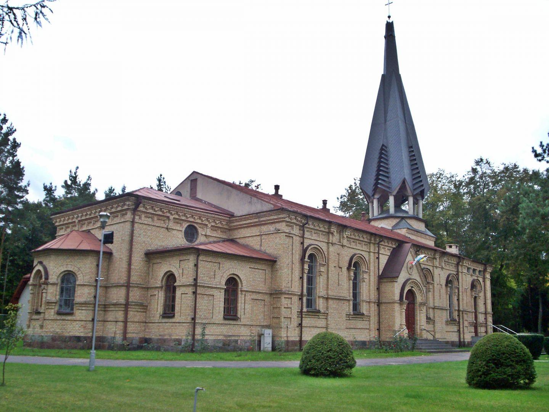 Budynek dawnej cerkwii