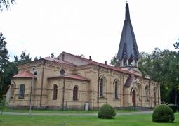 Kościół pw. Matki Bożej Częstochowskiej - Augustów