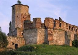 Zamek Biskupów Krakowskich - Siewierz