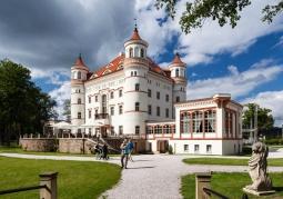 Zespół Pałacowo - Parkowy w Wojanowie
